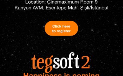 Tegsoft Events!